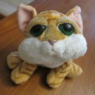 "10"" Cat Soft Toy, Chilie By Russ Berrie"