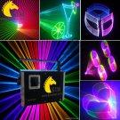 1.5 W RGB with SD+2D/3D Change ILDA laser Projector/stage lazer/dj equipment