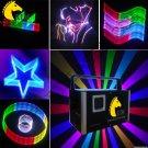 2W ILDA 2D/3D/SD card laser RGB light/music lighting/3D laser/stage lighting