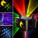1.2W RGB  laser with SD card Animation fireworks Beam lighting/holiday lighting/outdoor lighting
