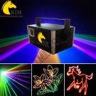 2W ILDA TTL RGB Laser with SD card- 30Kpps scanner/galvo dj stage show lighting