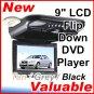 """9"""" TFT LCD Flip Down Monitor TV DVD VCD CD MP3 Player"""