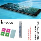 NEW Screen Protector Nano Liquid 9H Glass Invisible Wipe-On 3D Curved Universal
