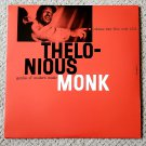 Genius of Modern Music Vol 2 (Red Limited Edition) - Thelonius Monk Vinyl Record