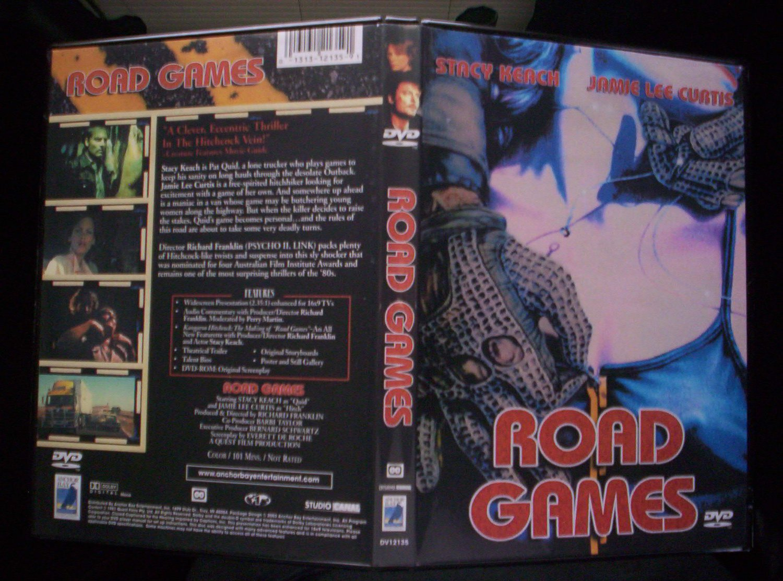 Road Games DVD 1981
