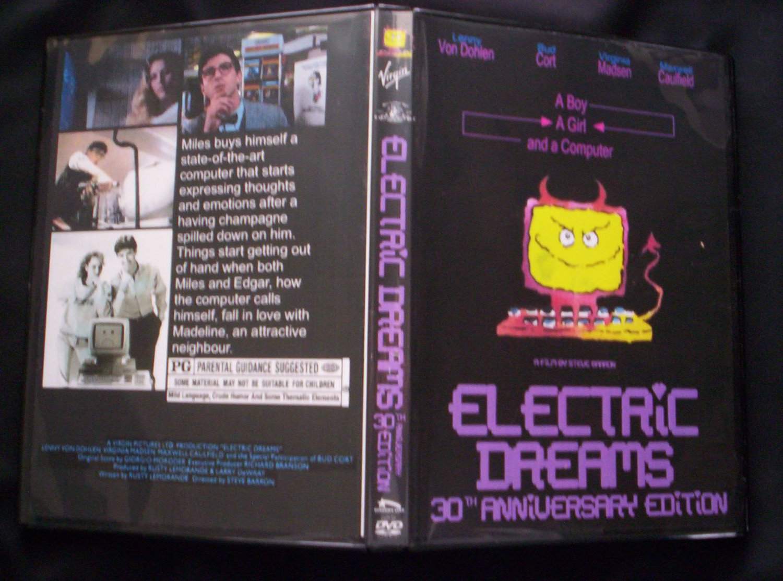 Electric Dreams DVD 1984