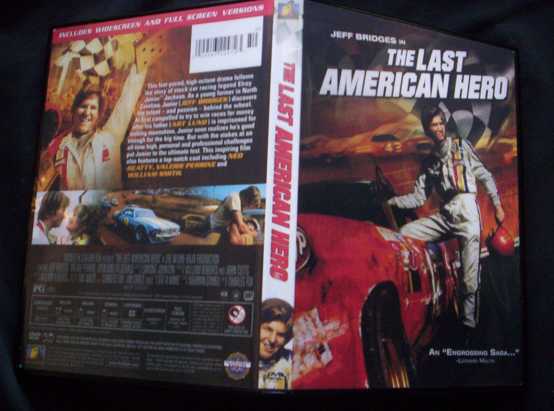 The Last American Hero DVD