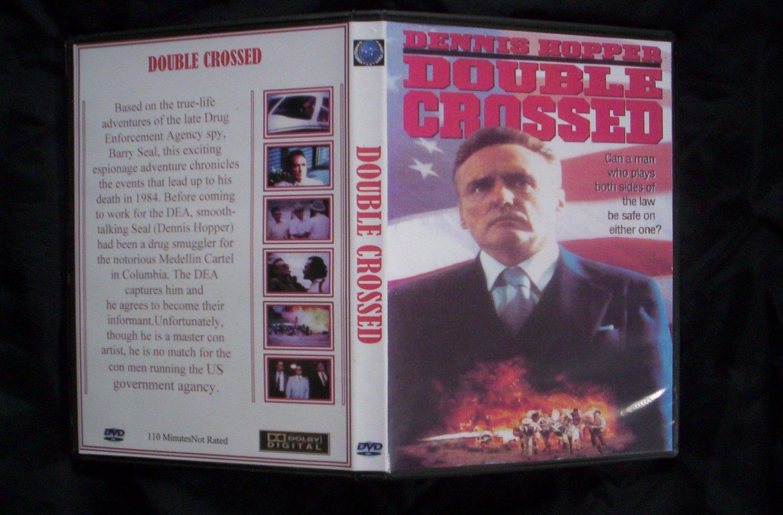 Double Crossed DVD 1991