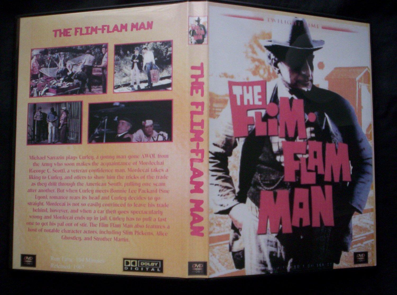 THE FLIM-FLAM MAN DVD 1967