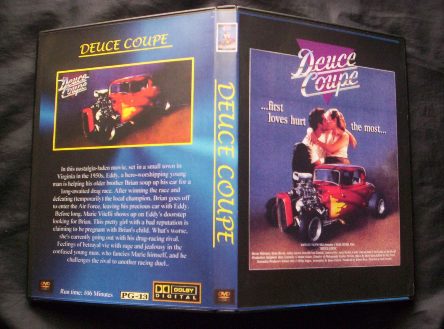 Deuce Coupe DVD 1992