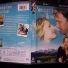 Straight From The Heart DVD 2003 Hallmark Movie