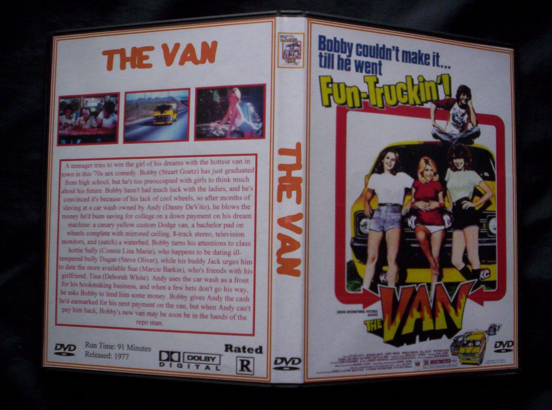 The Van DVD 1977 Danny Devito
