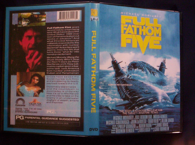 Full Fathom Five DVD 1990