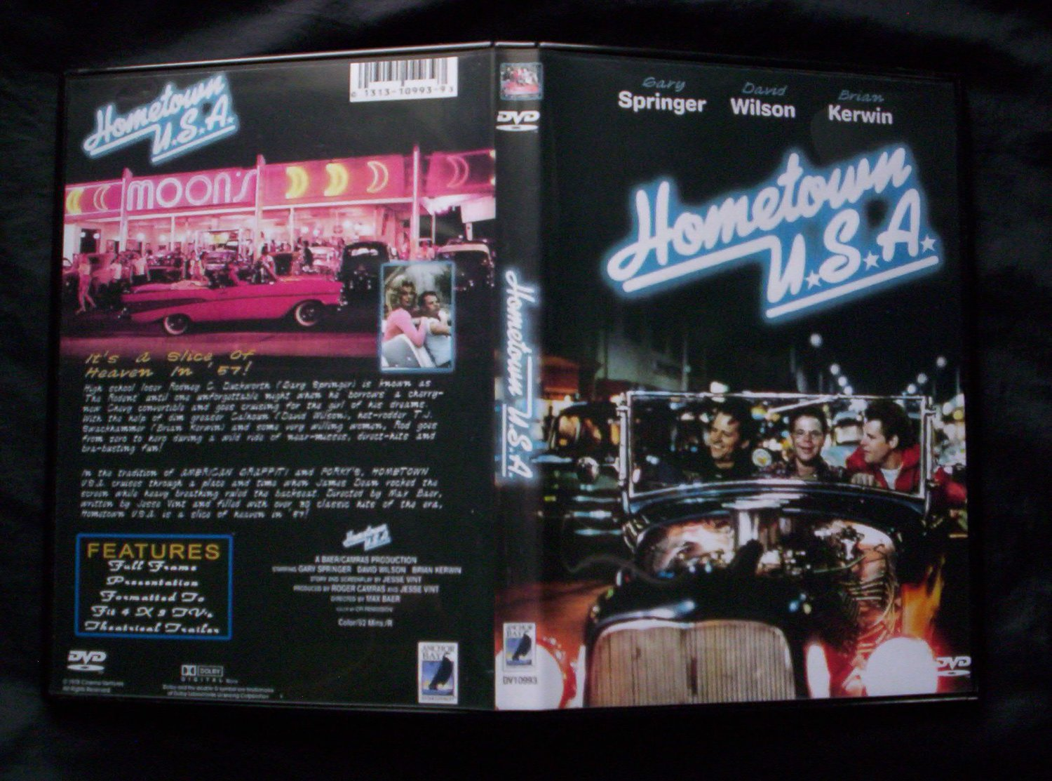 HOMETOWN USA DVD