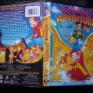 Alvin and The Chipmunks DVD The Chipmunk Adventure