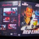RED LINE DVD 1995 (Chad McQueen)