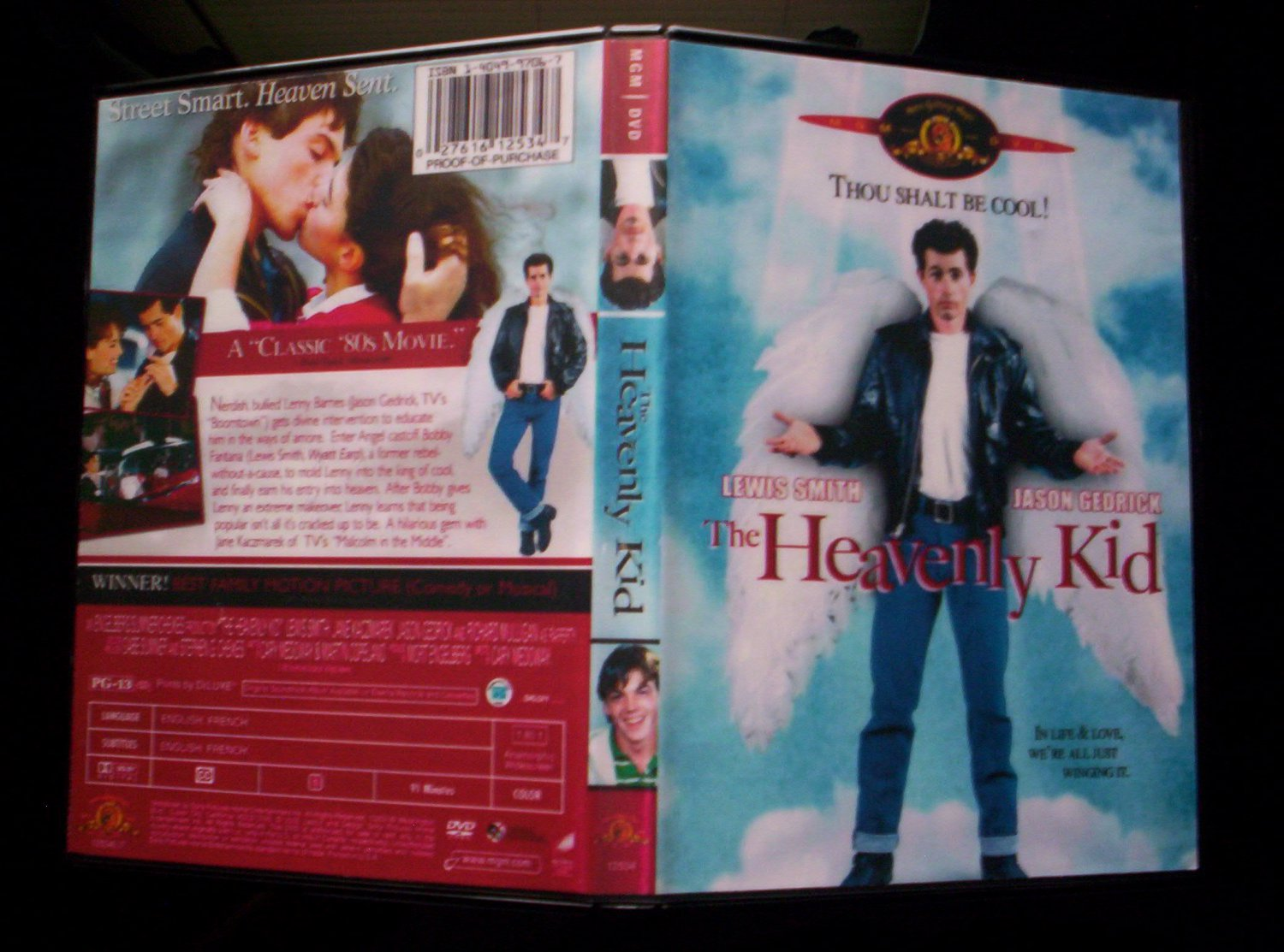 The Heavenly Kid DVD 1985