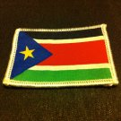 South of Sudan Flag Scouting Official Pocket Badge