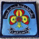 Egyptian Pioneers Scouts & Guides Official badge in Arabic with Fleur de Lis