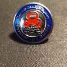 Girl Scoutsor Guides of Egypt Official Metal Neckerchief Slide Ring in En & Ar