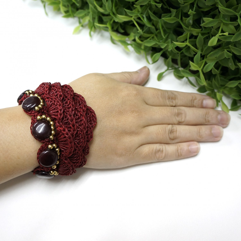Gypsy street fashion style bracelet