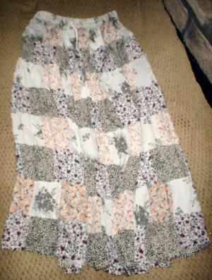 Ladies Boho Gypsy Skirt Small Medium Large XL