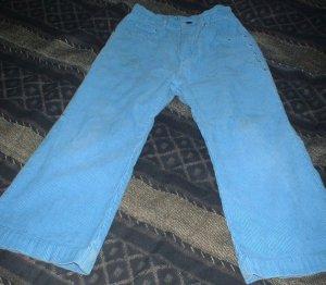 Girls 4T Blue Corduroy Studded Jeans