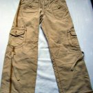 Girls Mossimo Convertible Pants Capris Size 6X