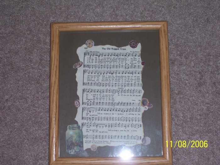 personalzed hymns