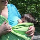 Organic Baby Sling Let It Grow