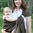 Hemp Baby Sling chocolate mist