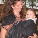 Hemp Baby Sling midnight