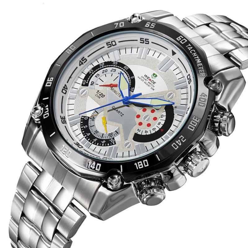 Fashion watch waterproof sports business men's Watch