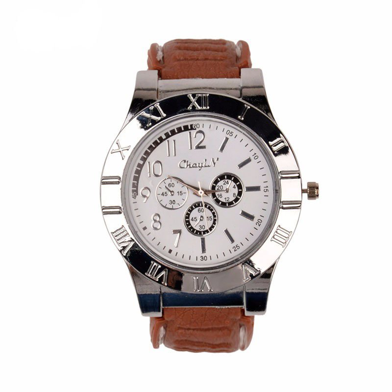 Men Fashion Stainless Watch Brand New Casual