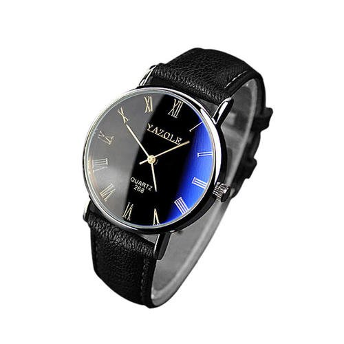 New Fashion Men Bracelet Bangle Wrist Watch