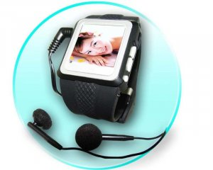 Watch MP4 Player 2GB, 1.5-inch OLED Screen ( m42 )