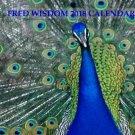2018 Fred Wisdom Calendar-All Bible Scriptures