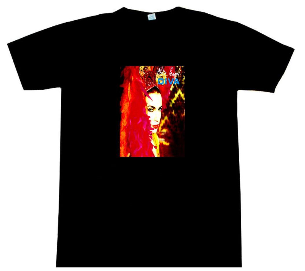 Annie lennox diva awesome t shirt - Annie lennox diva ...