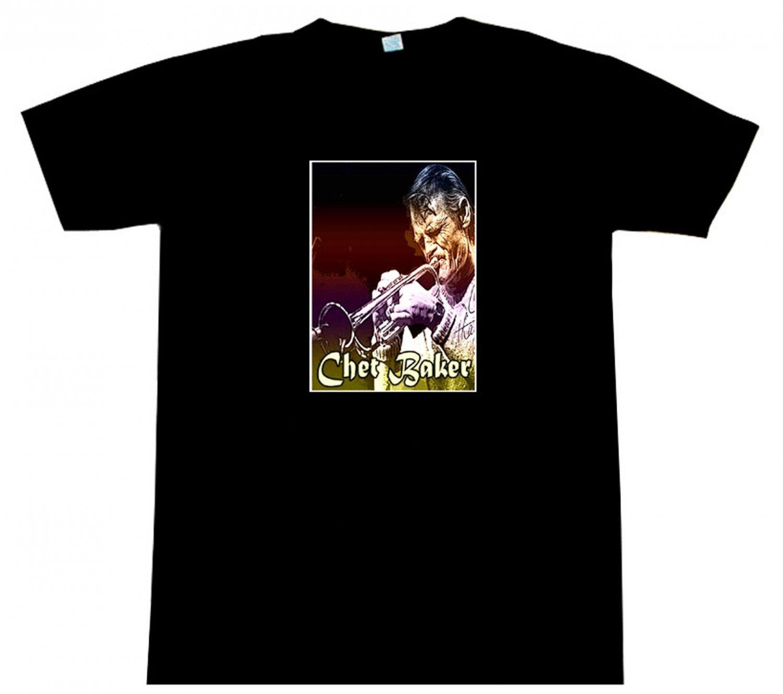 Chet Baker T-Shirt BEAUTIFUL!!