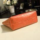 Women Lady Vintage Big Purse Bag Tote Fashion Handbag Shoulder PU Leather FE