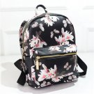 New Fashion Women Butterfly Printed Satchel Backpack Shoulder Bag Rucksack FE