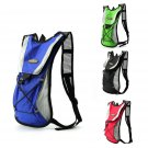 Water Bladder Bag Backpack Hydration Packs Camelbak Pack Hiking Camping 2L FE