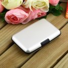 Waterproof Business ID Credit Card Wallet Holder Aluminum Metal Case Box New CAF