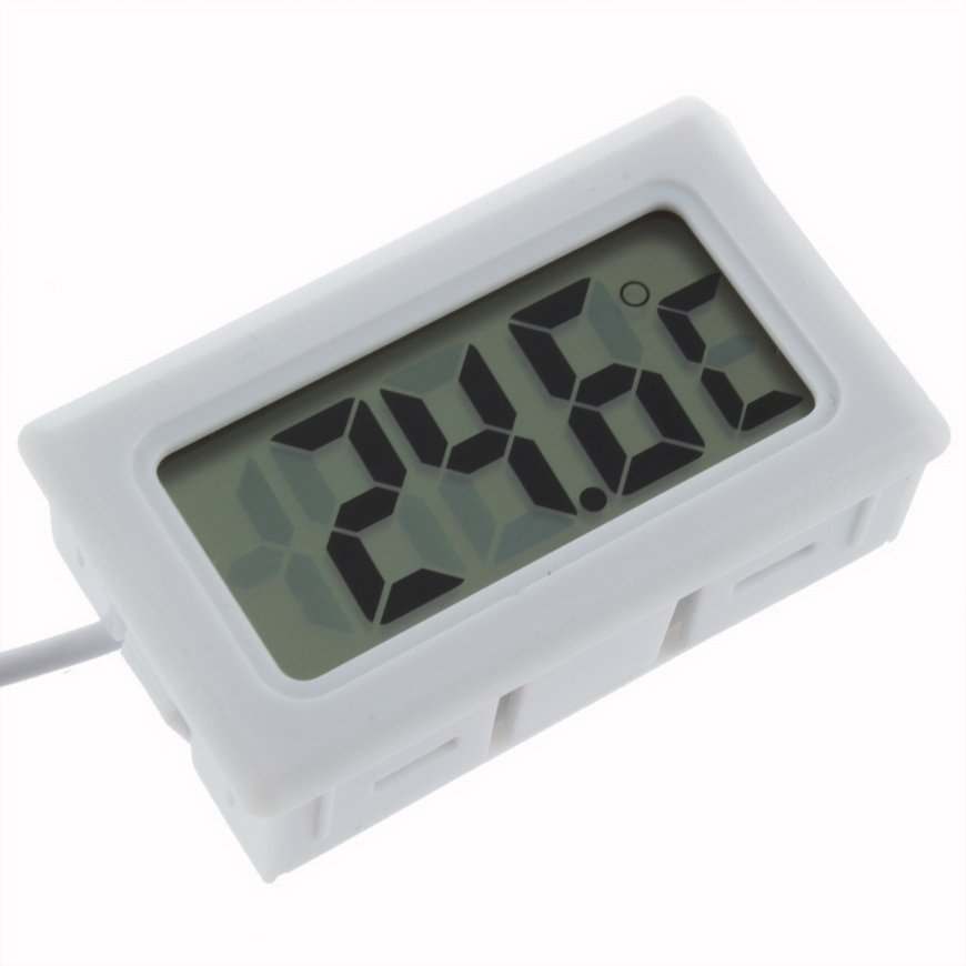 NEW LCD Digital Thermometer for Fridge/Freezer/Aquarium/FISH TANK Temperature
