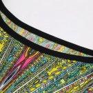 2014 Summer Vintage bohemian Casual Dresses Women's Plus Size Ice Silk Dress FE