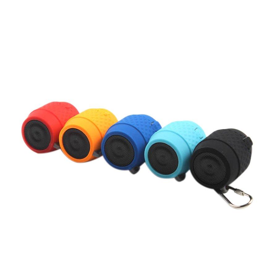 New Fashion Mini Portable Wireless Bluetooth Version 2.0 Speaker Outdoor FE