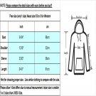 Women Hoodie COCO print Jacket Coat Sweatshirt Hooded Outerwear Tops Pullover FE