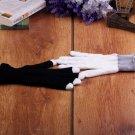 7 Mode LED Gloves  Rave Light Flashing Finger Lighting Glow Mittens Magic FE