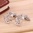 Novelty Anchor Vintage Cufflinks Shirt Cuff Links Wedding Party Mens Gift FE