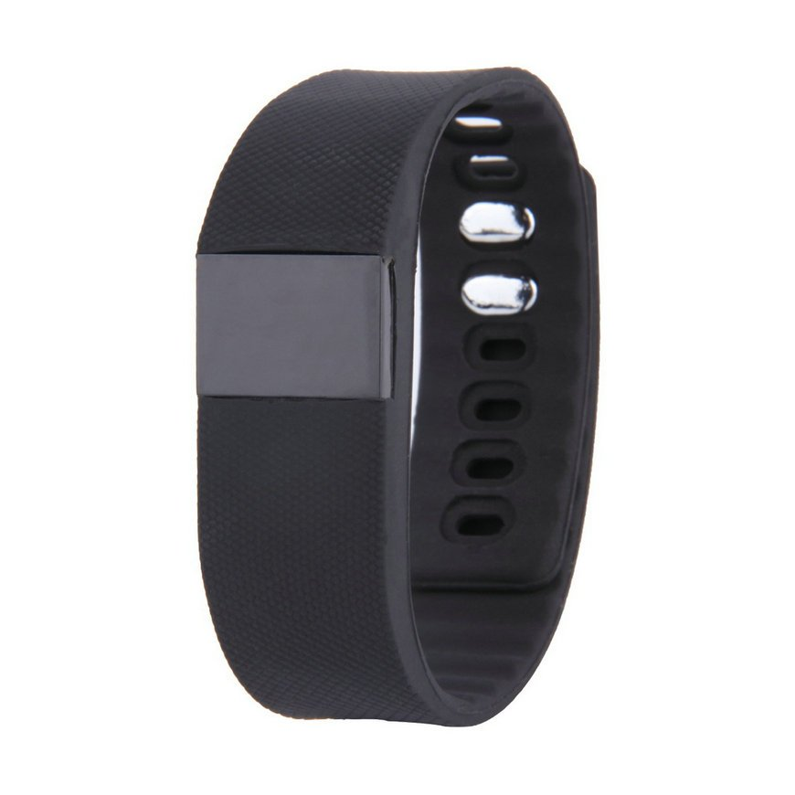 New Black Unisix Charge - Large Wristband Fitness And Activity Tracker FE
